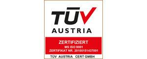 TÜV-Austria Logo